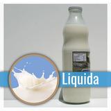 Leche De Cabra Entera Larga Vida X 1 Litro Liquida Premium