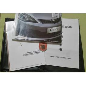 Manual Do Proprietário Chery Celer Sedan 2016