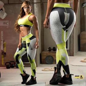 Leggings Licras Colombianas Jcross Gym Yoga Pants 108