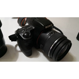 Camara Reflex Sony Alpha A37 18-55 Mm