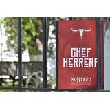 Libro Chef Herrera Norteño Cocina Norestense Nuevo