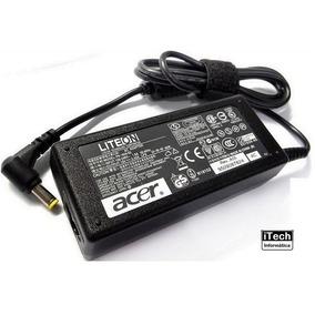 Fonte Carregador Notebook Acer 19v 3.42a Plug 5.5x1.7mm