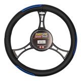 Cubre Volante Negro-azul Value Motorlife