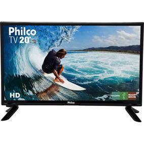 Tv 20 Polegadas Philco Led Hd Conv. Digital Ptv20