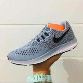Tenis Nike Zoom Botinha - Tênis para Feminino Prateado no Mercado ... 4ff6db404ff
