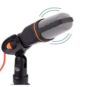 Microfone Condensador Profissional Celular Câmera Notebook