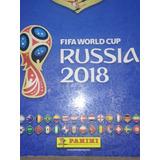 Álbum Copa Do Mundo 2018 Completo