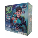 Spy Code Descifra El Codigo Juego Caja Fuerte Mundo Manias