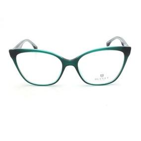 6facacb16247b Óculos De Grau Feminino Marca Bulget - Óculos no Mercado Livre Brasil