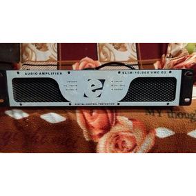 Amplificador Etelj Slim-10.000 Vmc G2