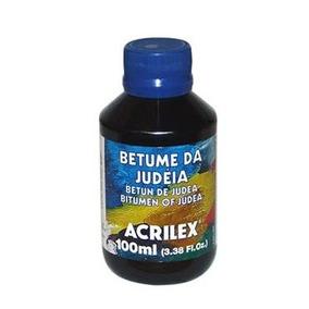 Acrilex Betume Da Judéia 100ml - Acrilex Betume Da Judéia 10