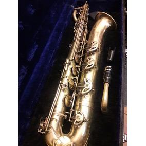 Saxo Saxofon Baritono Japones Martin Yanagisawa