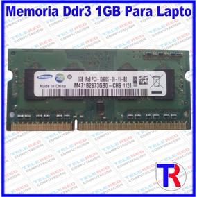 Memoria Ram Ddr3 De 1gb Para Laptop
