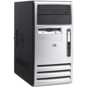 Cpu Compaq Processador Atom Memoria 2gb Hd80gb Leitor Dvd