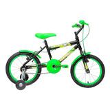 Bicicleta Masculina Aro 16 C-16 Cairu