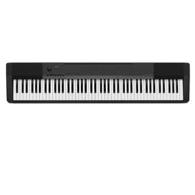Piano Digital Casio Cdp 130bk Midi Preto Com 88 Teclas