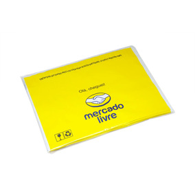 500 Envelopes Plasticos Seguranca Mercado Livre P 30x20cm