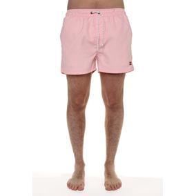 Short De Baño Billabong Layback Revival Color Pink Hombre