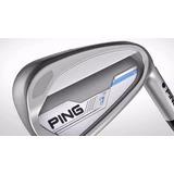 Hierros Ping I Acero Del 3 Al Pitch Golflab