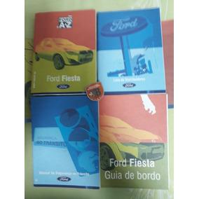 Manual Do Proprietario Ford Fiesta 2012 Hatch Sedan