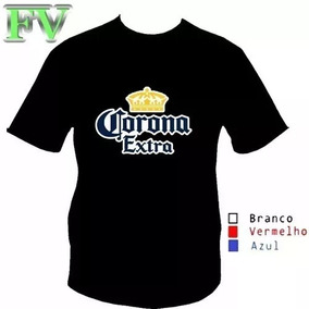 52412fe367 Kit 3 Camiseta Camisa Camisa 100% Algodão Logo Cerveja