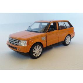 Range Rover Sport Suv Miniatura Metal 1:38