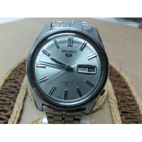 bd9eb22b896 Relogio Seiko Antigo 6119 - Relógios Antigos e de Coleção no Mercado ...