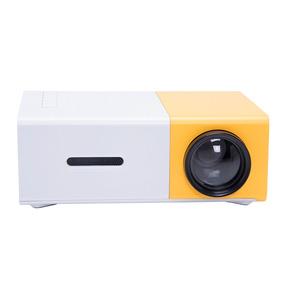 Mini Projetor Portátil Full Hd Led Usb Sd Hdmi 600 Lumens Nf
