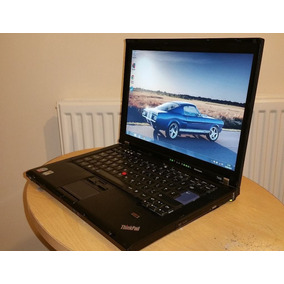 Laptop Lenovo T400 Modelo 6475pe5 Core 2 Duo 2gb Ram Hdd 320