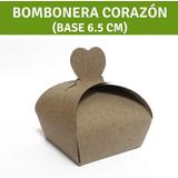 Caja Bombón Regalo Carton Dulce Caramelo (12 Unidades)