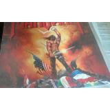 Lp Manowar Kings Of Metal (importado De Alemania)