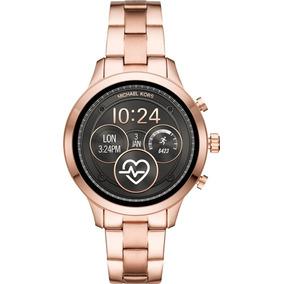 Reloj Smartwatch Michael Kors Access Runway Oro Rosa
