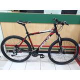 Bicicleta Aro29 Freio A Disco 27v Kit Acera Absolute Nero