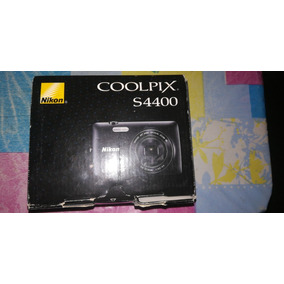 Camara Digital Nikon Coolpix S4400 20.1mp 6x Zoom Casi Nueva