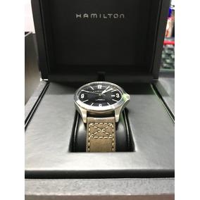 Reloj Hamilton Automatico H766650 Usado Increíble Estado
