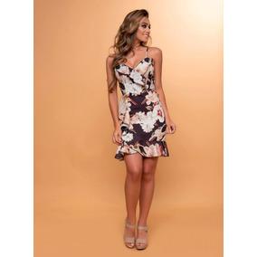 Vestidos Curtos Moda Feminina 2018 Primavera Verão Festa