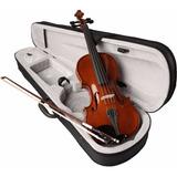 Violin Superior 4/4 3/4 1/2 + Estuche + Arco Resina Garantia