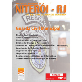 Apostila Concurso Guarda Municipal Niterói - 2019