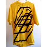 Camisa Ciclista Com Bermuda