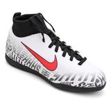 Tênis Chuteira Nike Futsal Superfly 6 Club Njr Inf. Ao2891
