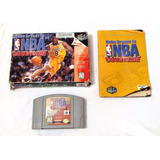 Kobe Bryant Nba Courtside Nintendo 64 Completo Envio Gratis