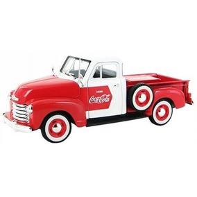 Chevrolet 1953 Pickup De Coca Cola Escala 1:32 - Motor City