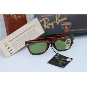Ray Ban Wayfarer Anos 80 - Óculos no Mercado Livre Brasil a8eeae2157