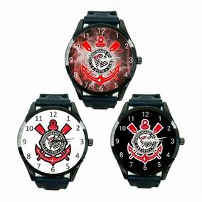 326b0ab95e5d1 Relogio Corinthians - Relógios De Pulso no Mercado Livre Brasil