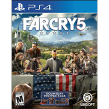 Far Cry 5 Ps4 Nuevo Original Domicilio Entrega Inmediata