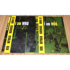 Stray Kids I Am Who Cd + Photobook Nuevo Import Random Ver.
