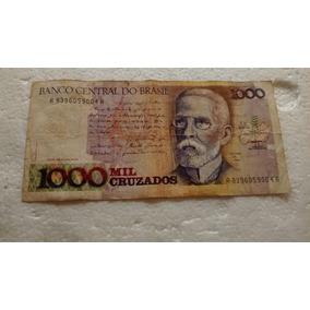 Cédula 1000 Mil Cruzados Machado Assis Série A 9396059004 A