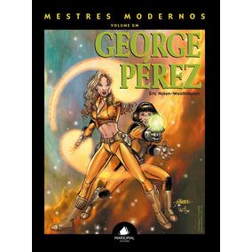 George Perez-mestres Modernos 1-marvel/dc