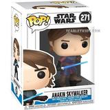 Funko Pop! Star Wars Anakin Skywalker 271 Original Scarlet