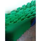 Tatame Verde 1cm 12 Placas Perfeito Estado
